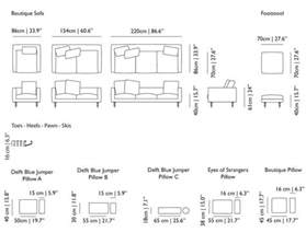 length of standard 25 best dimensions images on pinterest sofas bed