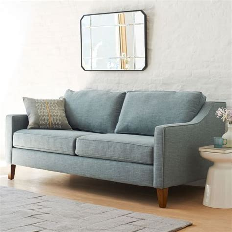west elm paidge sleeper sofa reviews 17 best images about loveseats settes and small sofas on