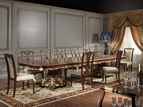 sale da pranzo stile classico sala da pranzo in stile classico luigi xv vimercati meda