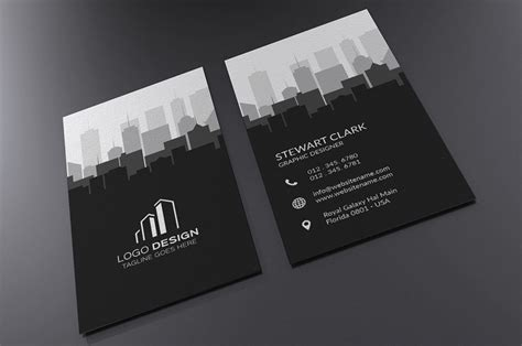 realtor business cards templates 15 real estate business card template designs graphic cloud