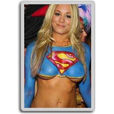 pennys fridge big ban the big bang theory fridge magnet kaley cuoco sexy
