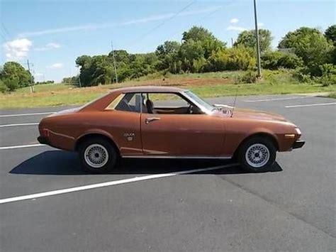 1975 Toyota Celica Sell Used 1975 Toyota Celica St Hardtop 2 Door 2 2l In