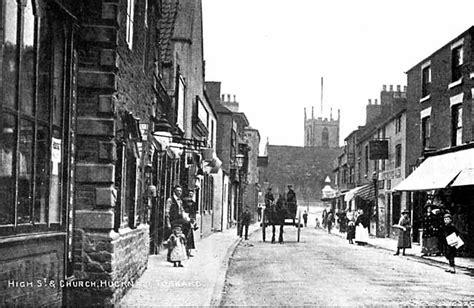 Nottinghamshire History Gt History Of Hucknall Torkard 1909