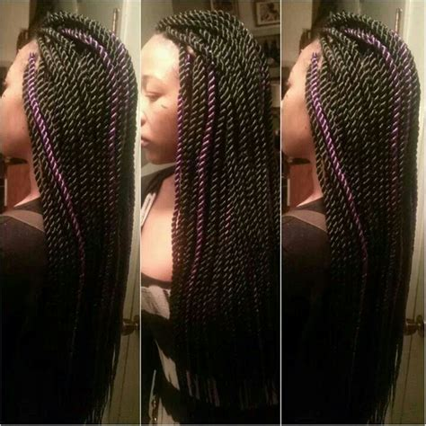 jumbo rope twist jumbo senegalese twists hairstyles pinterest