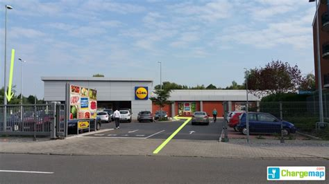 Lidl Fast Charger Rocourt Charging Station In