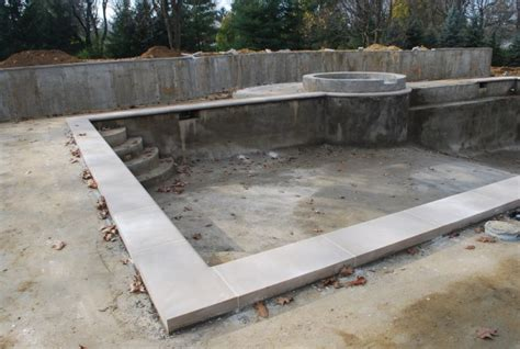 How To Build A Concrete Foundation For A Shed by Concrete In The Landscape Dirt Simple