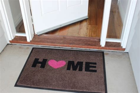 Home Front Door Mat What S Been Happening On The Home Front We Re A