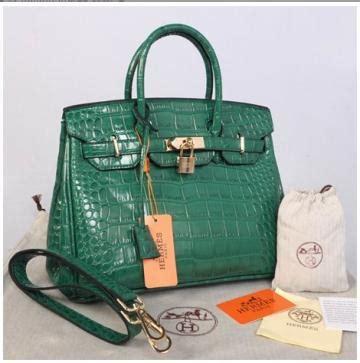 Hermes Kulit Green tas hermes birkin 30 croco embosed 1412 semi premium