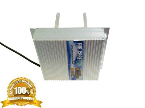 air purifier  house uv light  duct  hvac ac duct germicidal dual lamp air cleaners