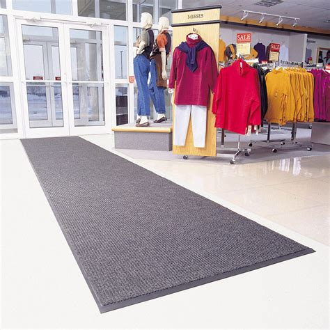 Industrial Carpet Mats by Heritage Rib Indoor Entrance Mat Floormatshop