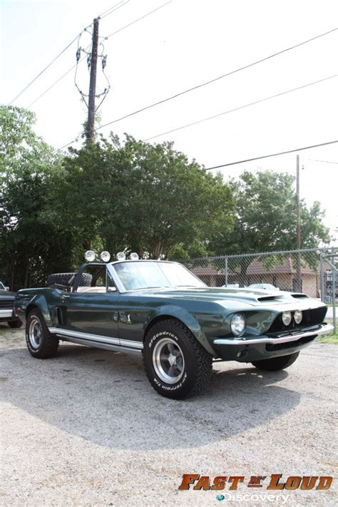 67 f100 gas monkey garage richard rawlings fast n loud shelby mustang build numbers autos post
