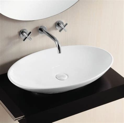 oval ceramic vessel sink oval white ceramic vessel bathroom sink contemporary