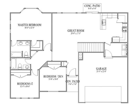 Blueprint House Plans by Rambler House Plans Utah 2017 House Plans And Home