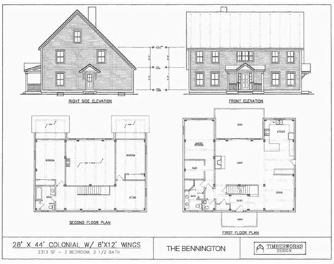 Saltbox Colonial House Plans 28 Images Colonial Colonial Saltbox House Plans