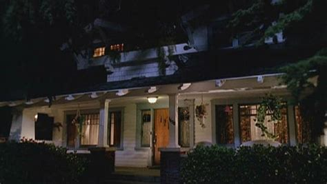 layout of buffy summers house buffy the vire slayer filming location torrance