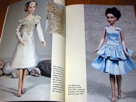 fashion doll clothing rosemarie ionker 人気洋書 ファッションドール衣装 代拍 海外代购 美国代购 日本代购 日本代拍 国外奢侈品网购 海淘网站 捎东西网