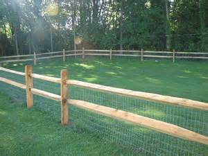 Split rail gallery asheville fence and guardrail contracting
