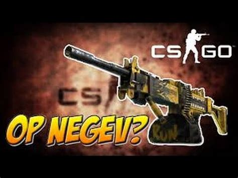 counter strike: global offence | the negev rules the salt