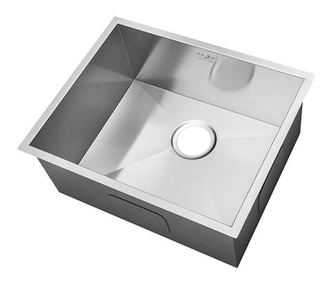 Evier Inox 1 Bac by Fait 224 La Evier Inox Sous Plan 1 Bac Ds007