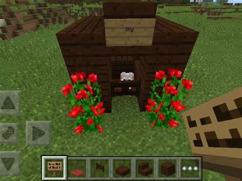 minecraft how to make a dog house how to build a dog house in minecraft snapguide