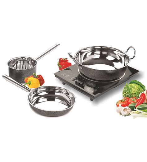 induction cookware with ceramic coating philco induction cookware set powder coating by philco induction cooktops appliances