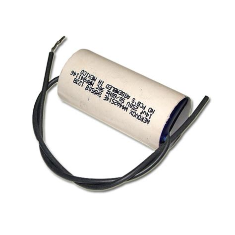 aerovox motor capacitors w44a2514e aerovox capacitor 14uf 250v application motor run 2020000667