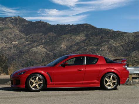 2005 Mazda Rx 8 Image 16