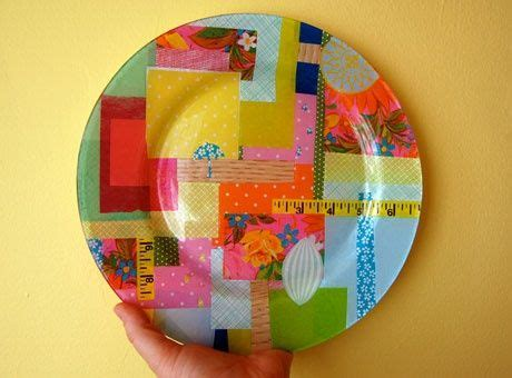 Handmade Paper Plates - house creepers an inside look at my handmade home d 233 cor