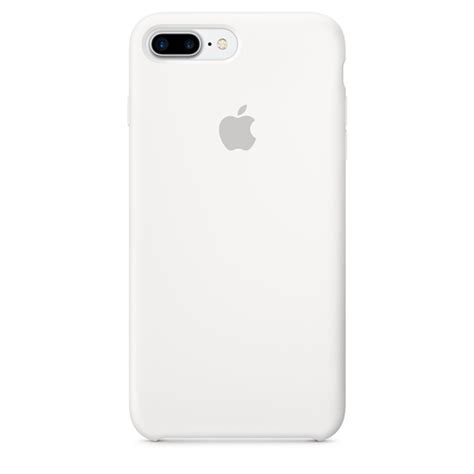 kryt na mobil apple silicone case pro iphone     bily euronics