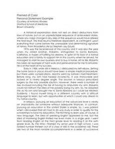 high school resume personal statement exles augustais