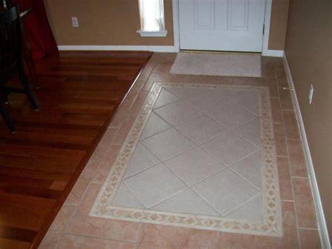 tile floor design idea tile pinterest entry ways 11 best ceramic tile quot rugs quot images on pinterest floors