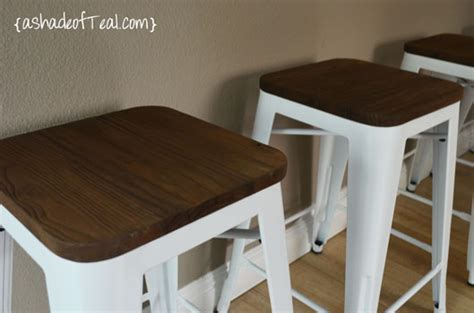 Reasonably Priced Bar Stools by Picking A Barstool A Shade Of Teal
