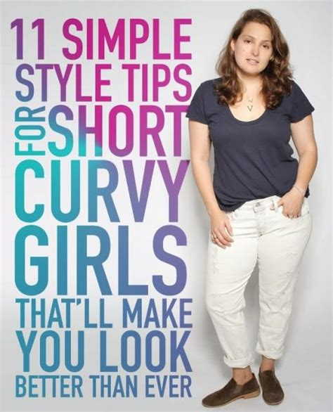 Fashion Tips You Will by 11 Simple Style Tips For Curvy That Ll Make