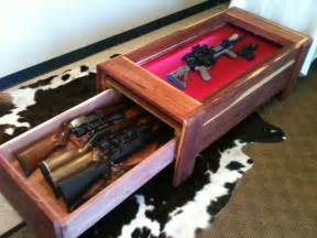 How To Secure Bookshelf To Wall Long Gun Concealment Coffee Table Stashvault