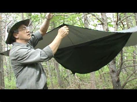 Hennessy Hammock Modifications by How To Set Up A Hennessy Hammock