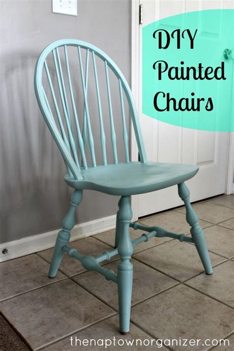 Painted Kitchen Chairs by 25 Best Ideas About Painting Kitchen Chairs On