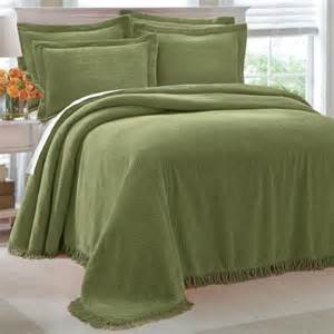 Bedspreads king size 100 percent cotton luxurious chenille bedspread