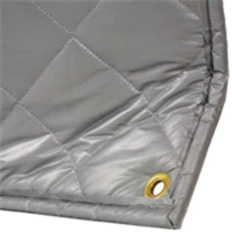 Sound Insulation Quilt by Soundproof Cow Temporary Soundproofing Barriers