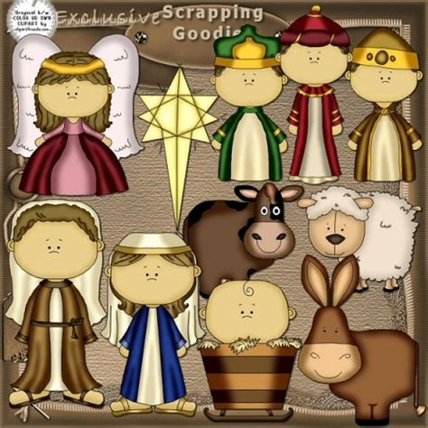 presepe clipart 1000 images about personaggi presepe on clip