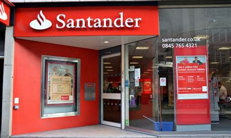 banco santander banking banco santander business the guardian