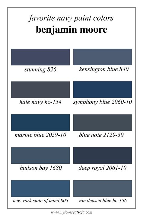 Stunning Best Paint Colors For Favorite Navy Blue Benjamin Paint Colors Stunning