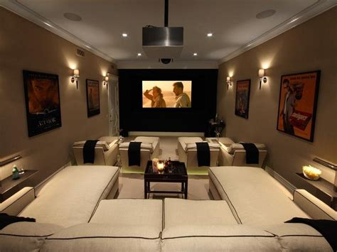 entertainment room media room seating on pinterest