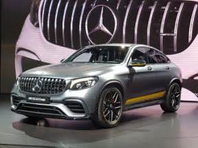 Mercedes Finance Canada Mercedes Amg Glc 63 S And Glc 63 S Coupe Confirmed For