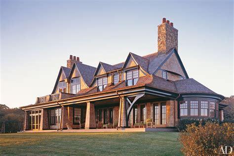 beautiful  beachy shingle style homes