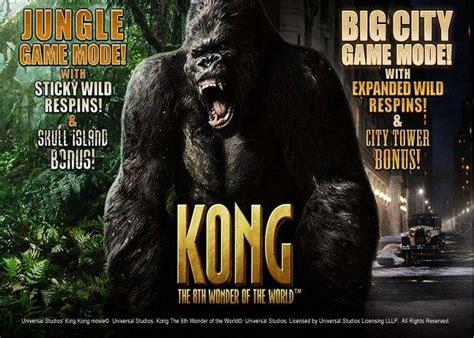 play kong world video slot