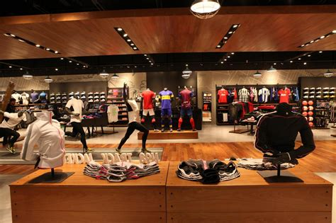 Nike By A A Store nike store in argentina earns gold leed certification