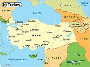 Turkey World Map by Turkey Political Map Images Amp Pictures Becuo