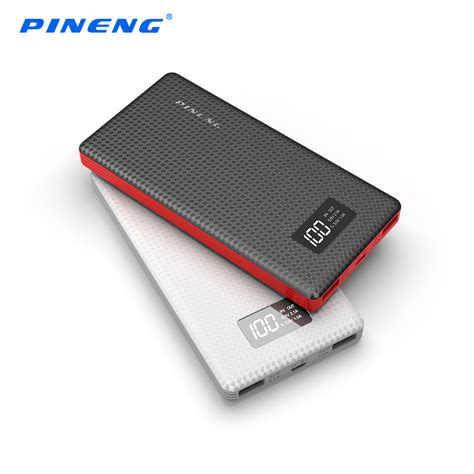 Power Bank Dibawah 100rb pineng pn 963 10000mah lithium polymer power bank sifupowerbank