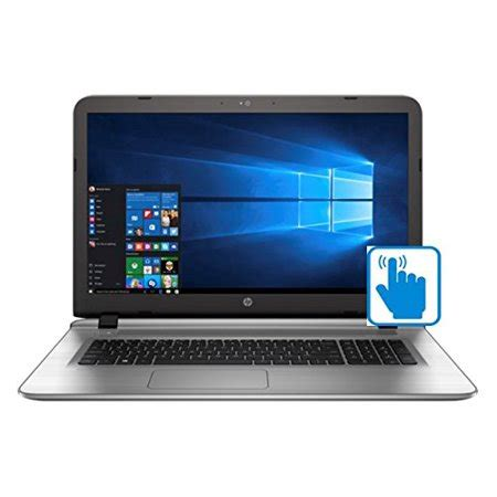 hp envy 17t high performance 17.3 inch touch laptop pc