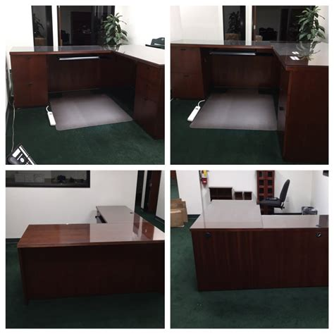 Office Furniture Usa Closing Office Closing Desks In Great Condition Must Sell